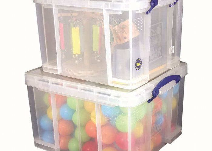 64 litre Really Useful Storage Box Accessories