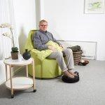 Protac Sensit Chair Massage & Vibration Size Up to 180cm