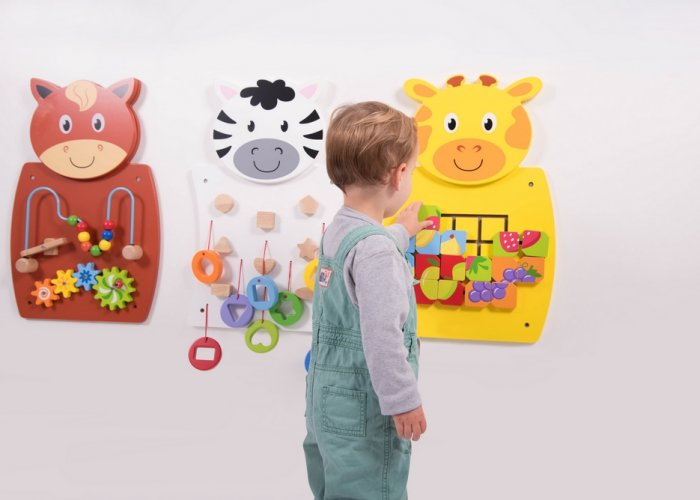 Activity Wall Set