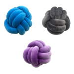 The cuddle balls are available in a selection of different colours.
