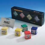 Aroma Cubes – Zoo Sensory Resources for Dementia & Reminiscence Size 3 x 5cm