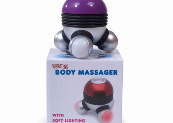 Massager with Lights