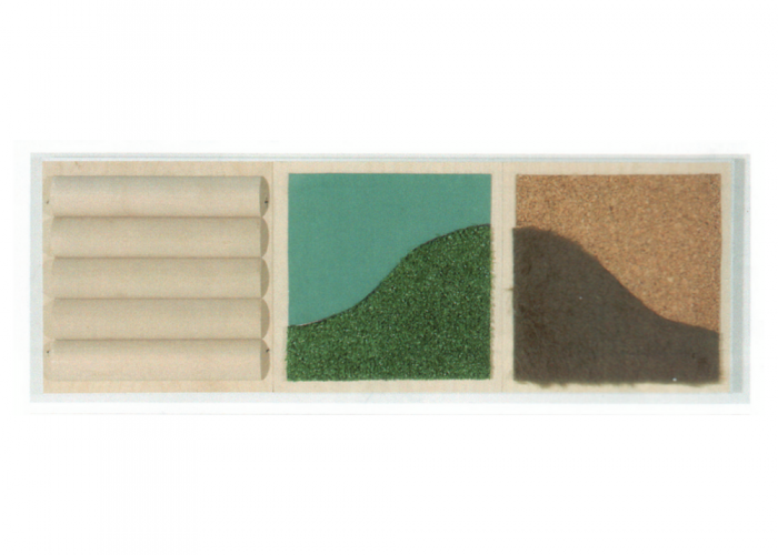 Feel & Touch Tactile Wall Panel Set B