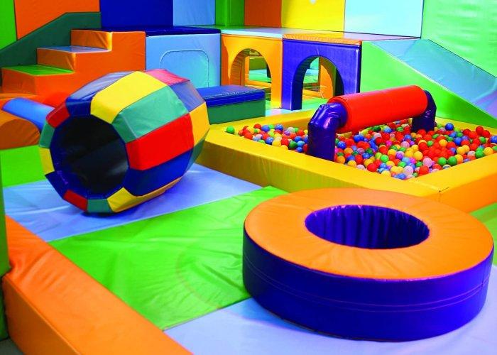 Soft Play Room