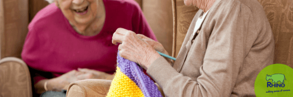 Knit and Chat Sessions