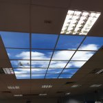 LED Sky Ceiling Multi-Sensory Equipment Size 60 x 60cm