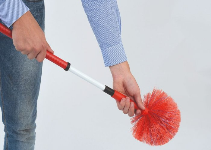 Bubble Tube Cleaning Brush