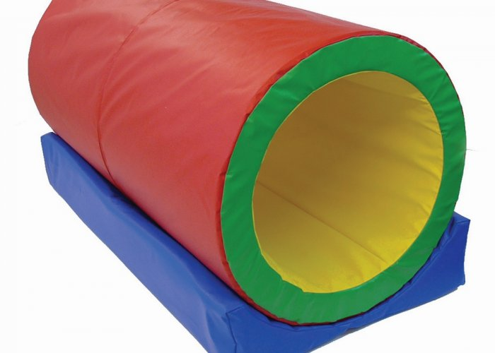 Soft Play Roller Tunnel