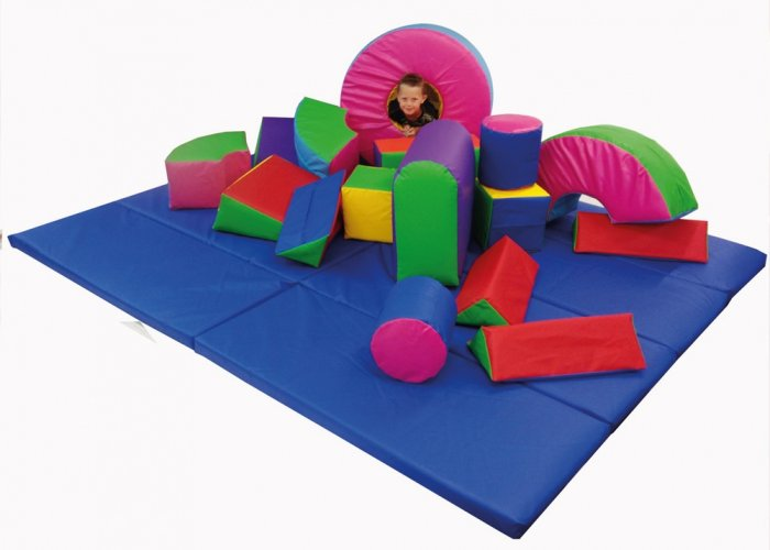 Giant Soft Play Box