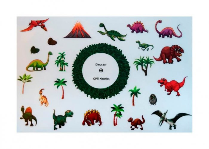Dinosaur Sticker Set