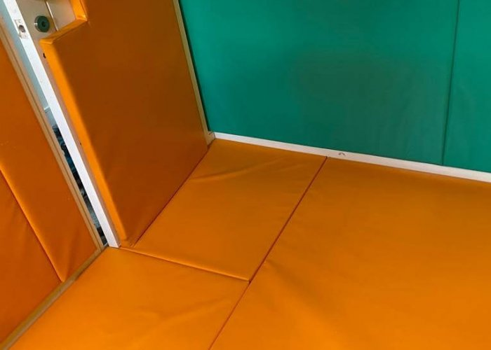 Safety Wall & Floor Padding