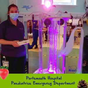 Portsmouth Hospital Paediatrics Emergency Department