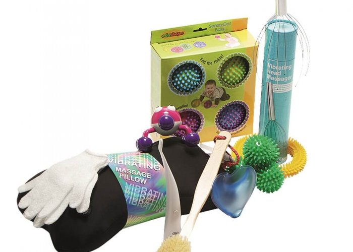 Massage Sensory Kit