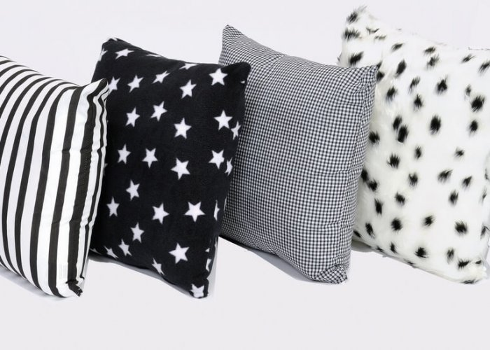 Black & White Cushions
