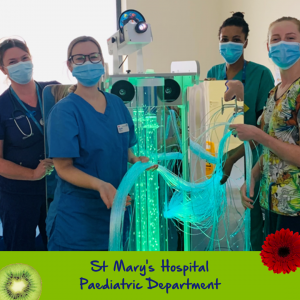 St Mary's Hospital Paediatric Department