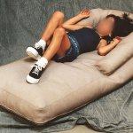 Resonance Long Easy Beanbags & Large Cushions Size L165 x W76cm