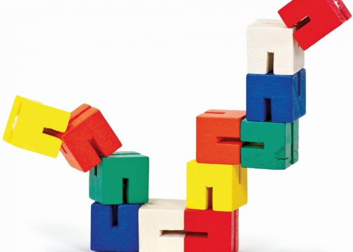Twist & Lock Blocks Set