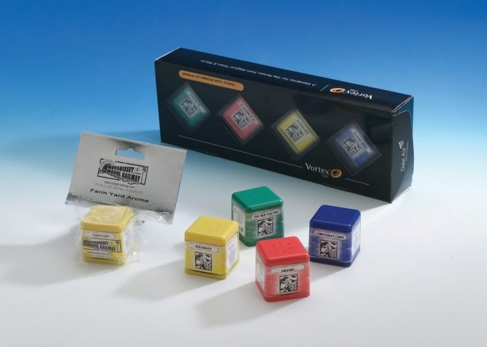 Aroma Cubes – Seaside Sensory Resources for Dementia & Reminiscence Size 3 x 5cm