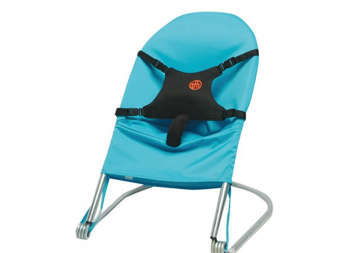 Bouncing Chair Sensory Integration & Movement Size Height from the Seat to thetop of the frame: 63cm, W: 50cm, Depth ofSeat: 21cm