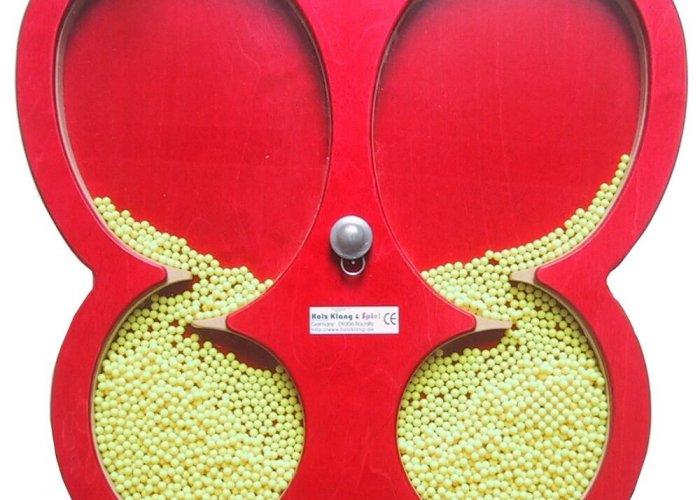 Butterfly Rainwheel Multi-Sensory Equipment Size 48 x 48 cm