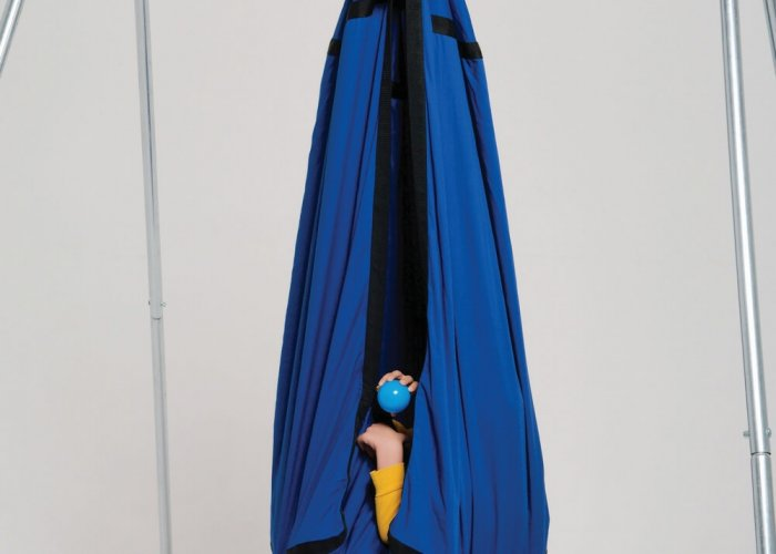 Cocoon Swing Sensory Integration & Movement Size 50 x 160cm, 90kg max