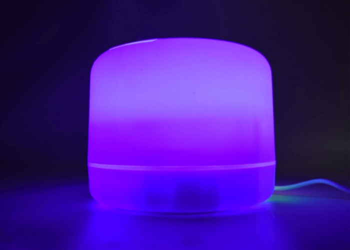 Colour Changing Aroma Diffuser Sensory Calming Size 14 x 12cm