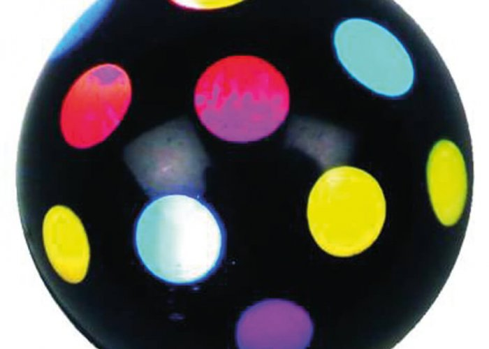 Disco Glide Ball – Pack of 2 Sensory Toys Size 4.5cm
