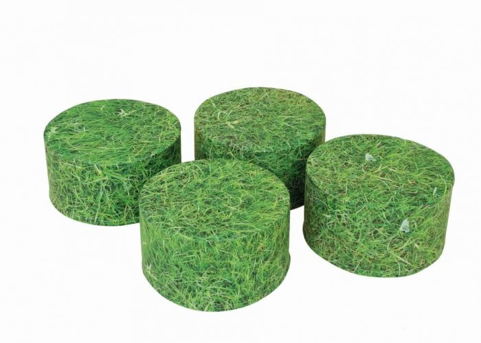 Grass Buffets Seating & Positioning Size 34 x 34 x 20cm