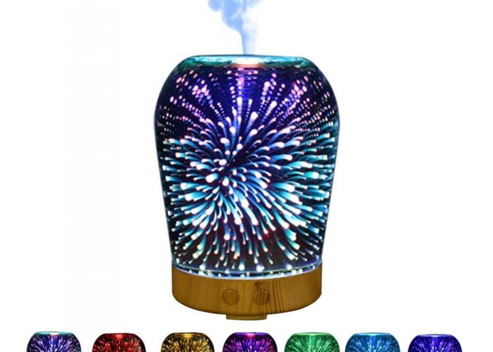 Infinity Aromatherapy Humidifier Sensory Resources for Dementia & Reminiscence Size 15 x 11cm