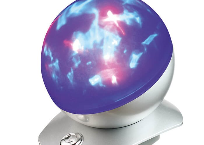 Laser Sphere Autism Resources Size 13 x 10.5 x 14cm