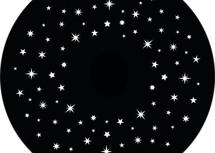 Magnetic 6″ Effect Wheel Galaxy Stars Multi-Sensory Equipment Size 6