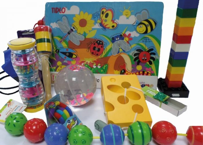 Motor and Cognition Kit Portable Sensory Solutions