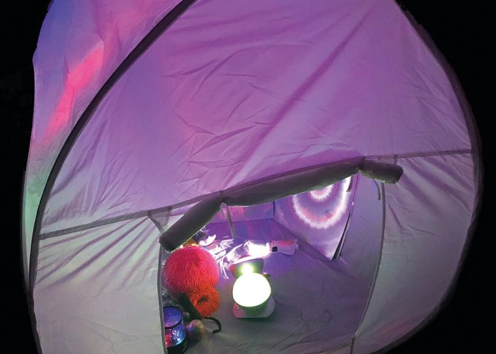 Projection & Light Play Pack Portable Sensory Solutions