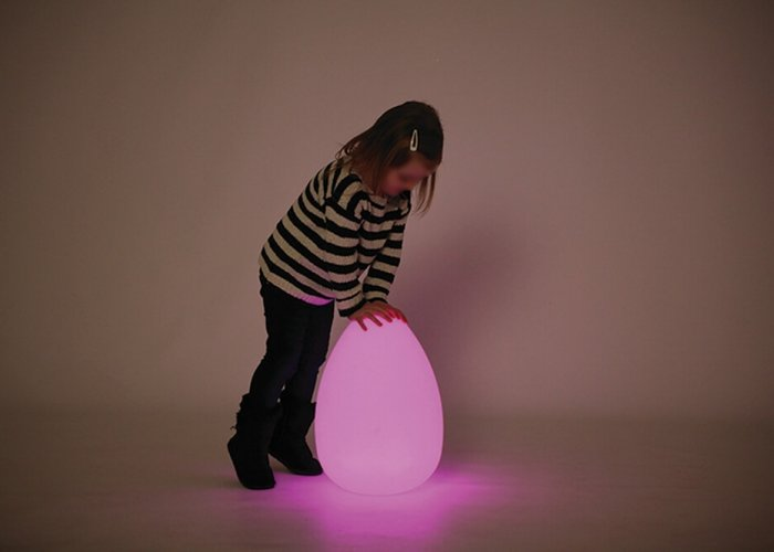 Sensory Mood egg Projection & Light Effects Size 30 x 30 x 42cm