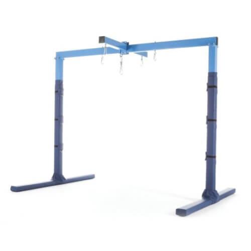 Sensory Suspension Steel Frame Sensory Integration & Movement Size H240 x W300 x D200cm