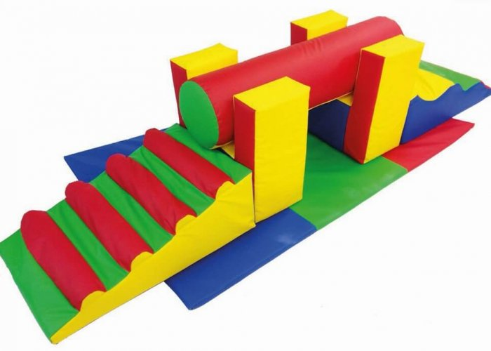 Soft Play Action Kit Activity Trails