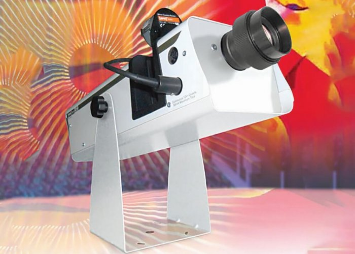 Solar 250 LED Projector Multi-Sensory Equipment Size L36.7 (without lens) x W13.3 x D10.2cm (22.8cm with hanging bracket).