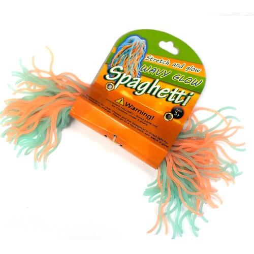 Stretchy Spaghetti Pack Autism Resources