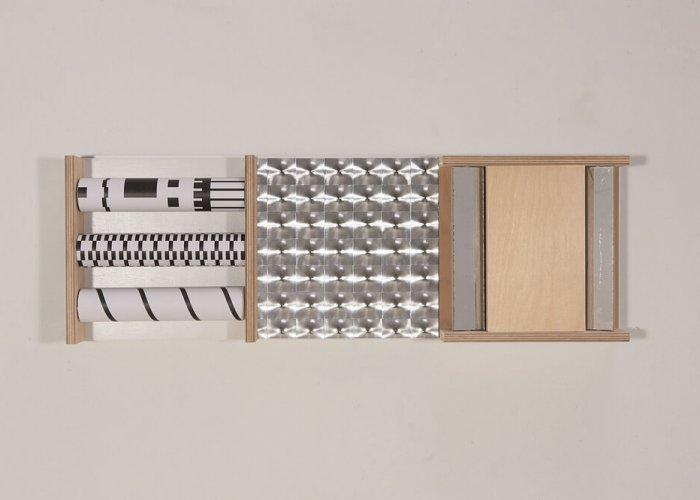 Visual Perception Tactile Wall Panel Set A Multi-Sensory Equipment Size 90 x 30cm